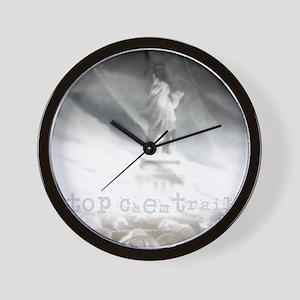 liberty chemtrails 2500Lt Wall Clock