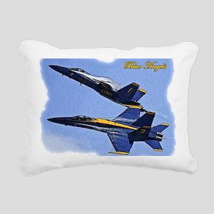 CP.Blues_142.16x20.poste Rectangular Canvas Pillow