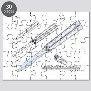 Schematic-T-SHIRT-TRANS-FOR Puzzle