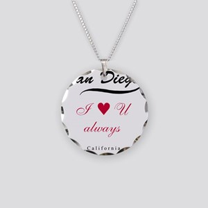 SanDiego_10x10_ILoveUAlways_ Necklace Circle Charm