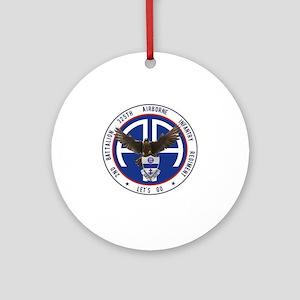 Falcon v1 - 2nd-325th Round Ornament