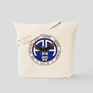 Falcon v1 - 2nd-325th Tote Bag