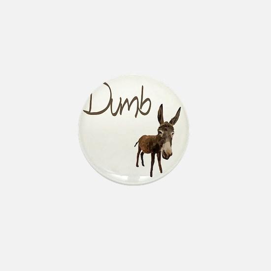 dumb_donkey Mini Button