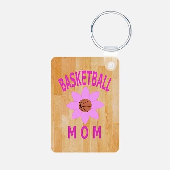 Basketball Mom Stickers Keychains