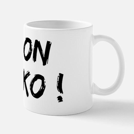 CMON DJOKO Mug