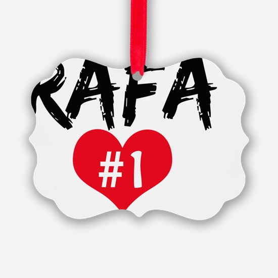 RAFA number one Ornament