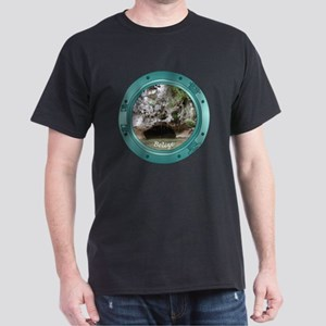 Belize-Porthole Dark T-Shirt