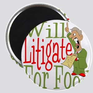 Will Litigate dark Magnet