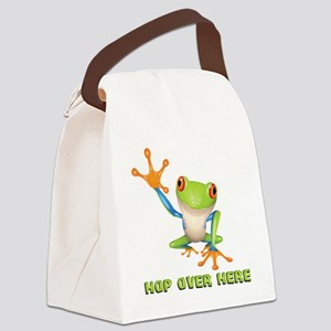 hopover Canvas Lunch Bag