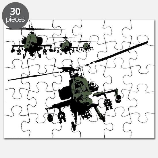 banksy apache Puzzle