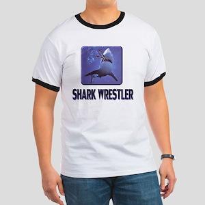 sharkwrestler01 Ringer T