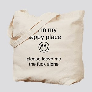 my happy place 1 Tote Bag