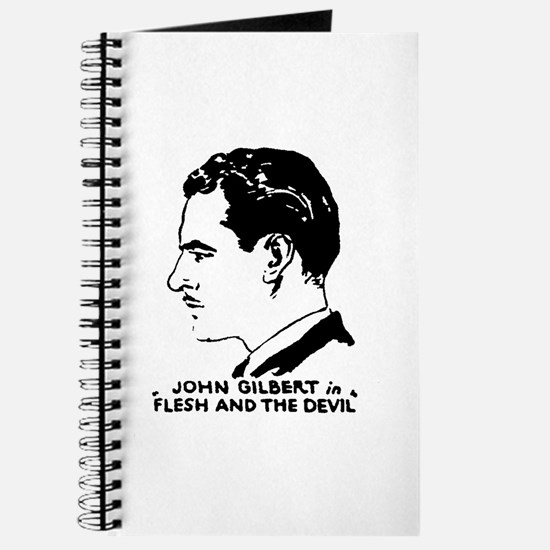 John Gilbert Journal