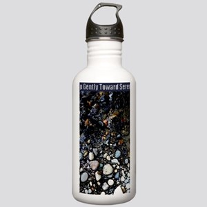 step gentle pebbles Stainless Water Bottle 1.0L