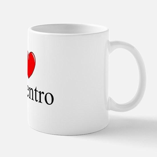 """I Love El Centro"" Mug"