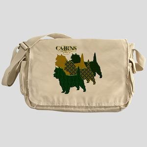 CairnsSilhouettes Messenger Bag