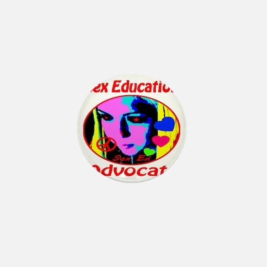 sex_education_advocate Mini Button