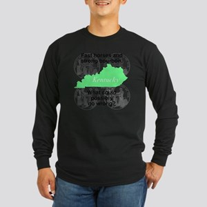 Kentucky Long Sleeve Dark T-Shirt