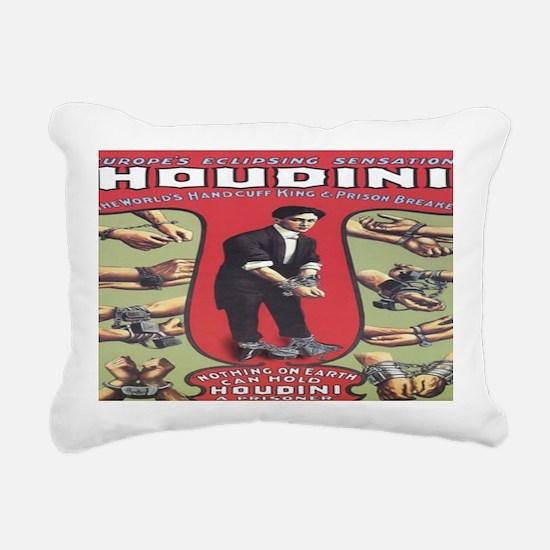 houdinilaptops Rectangular Canvas Pillow