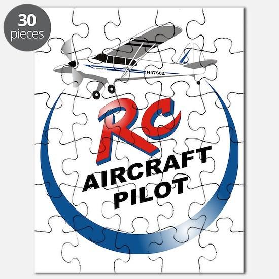 RC aircraft  pilot  Puzzle