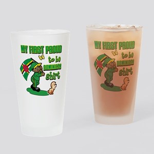 dominican Drinking Glass