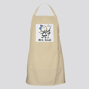 Conductor - Koval BBQ Apron