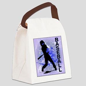 2011 Baseball 11 Canvas Lunch Bag