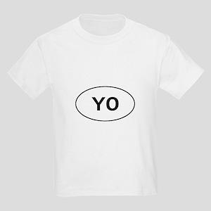 Knitting - YO - Yarn Over Kids T-Shirt
