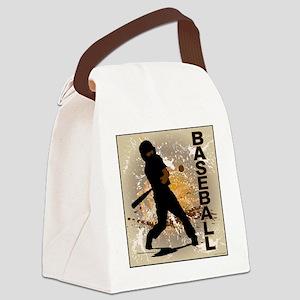 2011 Baseball 10 Canvas Lunch Bag