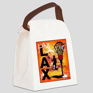 2011 Lacrosse 7 Canvas Lunch Bag