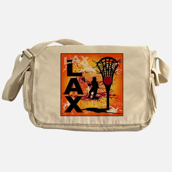 2011 Lacrosse 7 Messenger Bag