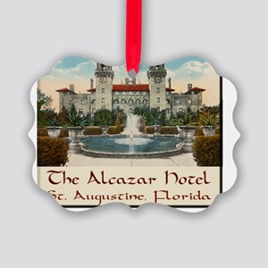 alcazar Picture Ornament