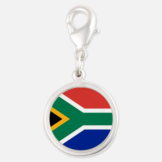 Flag of South Africa Charms