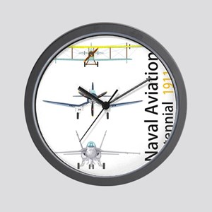 NavCent_Front Wall Clock