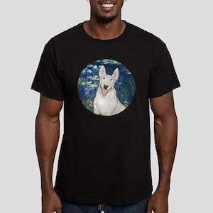 J-ORN-Liilles5-Bully4 Men's Fitted T-Shirt (dark)