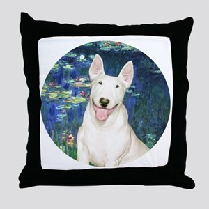J-ORN-Liilles5-Bully4 Throw Pillow