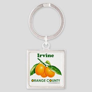irvine-design Square Keychain