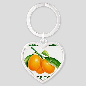 anaheim-design Heart Keychain