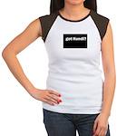 got kundi Women's Cap Sleeve T-Shirt