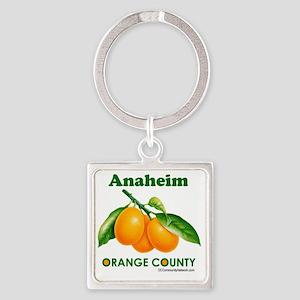 anaheim-design Square Keychain