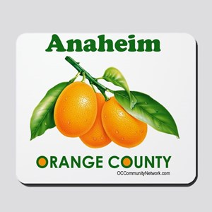 anaheim-design Mousepad