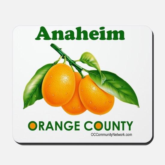 anaheim-design Mousepad