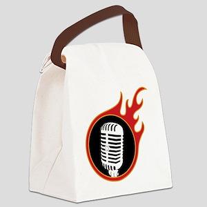 RPM Logo Canvas Lunch Bag