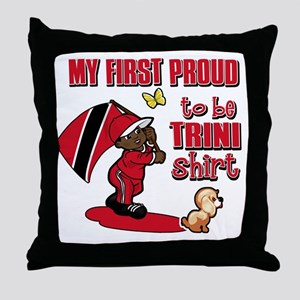 trini Throw Pillow