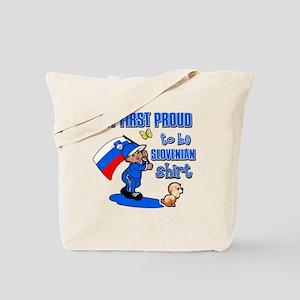 slovenian Tote Bag