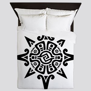 inca-star-glyph Queen Duvet