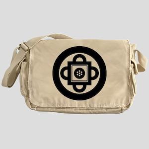 shambala-symbol Messenger Bag