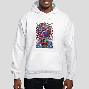 Dancing Shiva Hooded Sweatshirt
