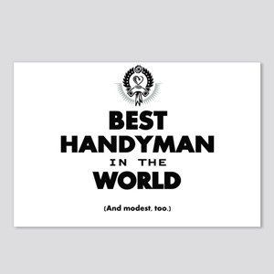 The Best in the World – Handyman Postcards (Packag