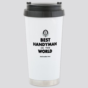 The Best in the World – Handyman Travel Mug